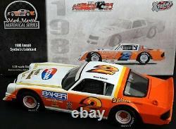 Mark Martin #2 AMSOIL 1/24 Action 1980 ASA CHAMPIONSHIP Chevy Camaro Xtreme