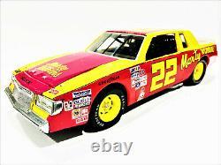 Marty Robbins ACTION #22 Marty Robbins Special Buick Regal Custom Nascar Diecast