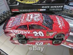 Matt Kenseth 2013 Kansas Winner Husky Raced Version 1/24 Scale Action Diecast