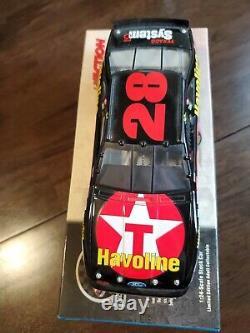 NASCAR Diecast 124 #28 Davey Allison 1993 Havoline Ford Thunderbird 1 of 600