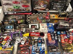 NASCAR Diecast 164 Scale Massive Lot Action/Hot Wheels/Revell/Hasbro + more