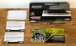 NEW 2010 NASCAR Phoenix WIN 99 Carl Edwards AFLAC 124 Diecast Car 1 of 385 RARE