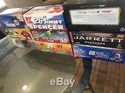 Nascar Diecast 1 24 lot Earnhardt Jarrett Looney Tunes M&M Waltrip Kmart 2001-06