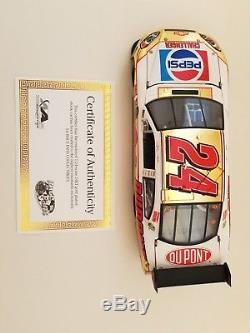 Nascar die-cast 124 Jeff Gordon #24 Pepsi 2009 Impala SS