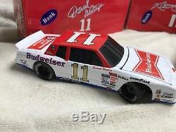 Neil Bonnett 1984 #12 & Darrell Waltrip #11 Budweiser Monte Carlo Aero coupe