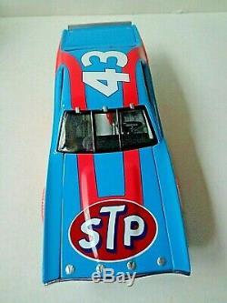 New 1974 Richard Petty NASCAR Inaugural Class Hall Of Honor 1/24 Diecast Car