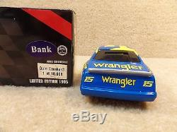 New 1995 Action 124 Diecast NASCAR Dale Earnhardt Sr Wrangler 1983 T-Bird #15