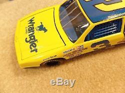 New 1995 Action 124 Diecast NASCAR Dale Earnhardt Sr Wrangler Aerocoupe Monte