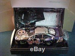 New 2009 Dale Earnhardt Jr Whisky River White Gold Elite 1/24 Car #16 Of 25
