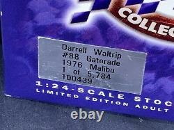 O7-47 Darrell Waltrip #88 Gatorade 1976 Chevy Malibu