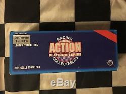 Original Dale Earnhardt #3 Wrangler 1987 Monte Carlo Action 1/24