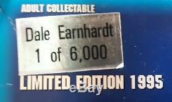 RARE 124 Dale Earnhardt #3 WRANGLER DieCast NASCAR action racing