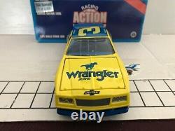 RARE 1985 DALE EARNHARDT ORIGINAL #3 WRANGLER MONTE CARLO CWC 1 of only 6,000
