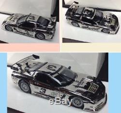 RARE Dale Earnhardt Sr Jr #3 C5-R Corvette PLATINUM 1/18th Diecast Nascar 1/2508