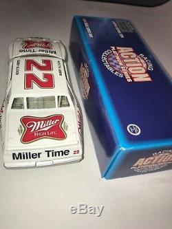 Rare 1983 Bobby Allison #22 Miller High Life 1/24 Buick Regal NASCAR Diecast MIB