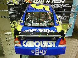 Rare! 2009 Mark Martin Carquest Phoenix Win Race Fans Only Autographed 692 Made