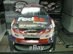 Rare! 2011 Denny Hamlin Fedex Express Joe Gibbs Racing Flashcoat Camry 3 Of 248