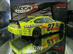 Rare! 2011 Paul Menard Menards Indy Brickyard Win Elite Richard Childress Racing