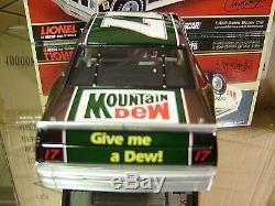 Rare! 2012 Release 1982 Darrell Waltrip Mountain Dew Ventura Gun Metal 82/82