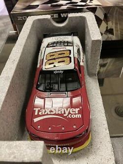 Rare! 2016 Chase Elliott Taxslayer Daytona Win Jr Motorsports Camaro 1 Of 805