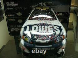 Rare! 2 Cars! 2007 Jimmie Johnson Wins Lowes Richmond Cot, Jj Foundation Fontana