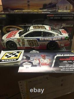 Rare! 2 Cars! 2014 Dale Earnhardt Jr Ng Pocono Win/ Michael Baker Pocono Sweep