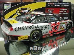 Rare! Double Signed 2011 Clint Bowyer Chevrolet 100th Talladega Win Impala 467