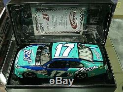 Rare! Signed 2012 Matt Kenseth Zest Elite Roush Fenway Racing Ford Fusion 1/ 125