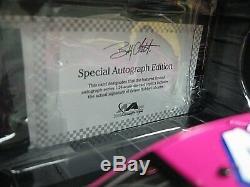 Rare! Signed Elite 2008 Bobby Labonte Cheerios Susan Komen Cancer Charger 1/300