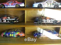 Rare Thomas Pacconi Display NASCAR 1971-2000 30 Years Winston Cup Champions 164