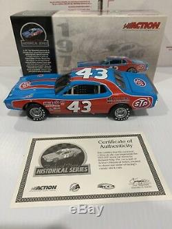 Richard Petty 1975 STP Cup champion Dodge Charger 1/24 Historical Series