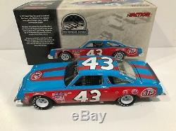 Richard Petty 1979 Winston Cup Champion 442 Olds Autographed 1/24 historical