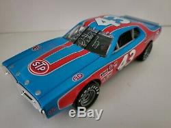 Richard Petty Autographed Nascar Diecast 1975 #43 Stp Winston Cup Champion 1/24