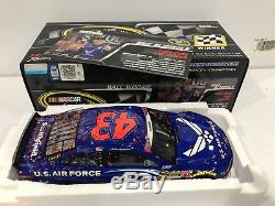 Richard Petty Motorsports Air Force Daytona Raced Win Aric Almirola