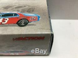 Richard Petty Nascar Diecast #43 Stp 1975 Winston Cup Champion 1/24 Charger