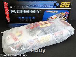 Ricky Bobby #26 Wonder Bread 1/24 Action TALLADEGA NIGHTS 2005 MC 1539/2508