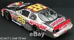Ricky Bobby 26 Wonder Bread 1/24 Action Talladega Nights 2005 CHROME 813/1500