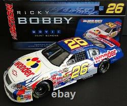 Ricky Bobby 26 Wonder Bread 1/24 Action Talladega Nights 2005 Chevy MC 2161/2508