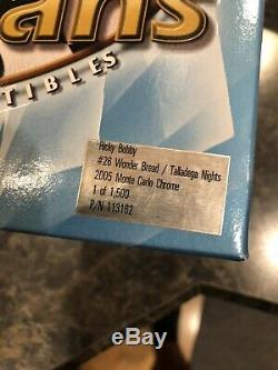 Ricky Bobby 26 Wonder Bread 1/24 Diecast Talladega Nights 2005 CHROME Nascar