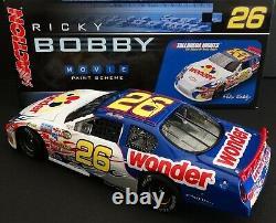 Ricky Bobby #26 Wonder Bread 1/24 MA 2005 TALLADEGA NIGHTS MC 1950/2508
