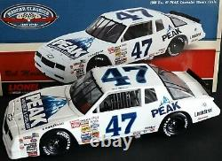 Rob Moroso #47 Peak 1/24 Action 1988 ROOKIE Chevy Monte Carlo AEROCOUPE 251/732
