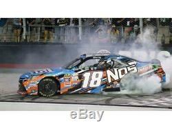 Shps Free Now! Kyle Busch 1/24 Scale 2017 Bristol Sweep Set Lionel 2018 In Stock