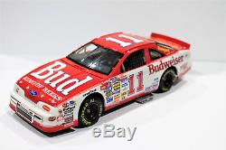 Terry Labonte ACTION #11 Budweiser'89 Ford T-Bird Nascar Custom Made Diecast