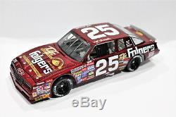 Tim Richmond ACTION #25 Folgers'86 Chevrolet Custom Made Winston Diecast