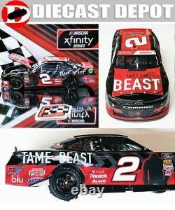 Tyler Reddick 2019 Homestead Win Raced Version Tame The Beast 1/24 Action