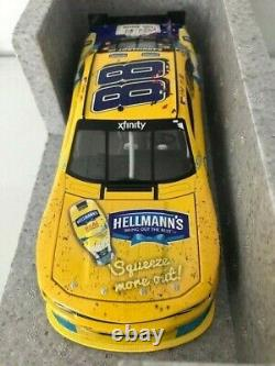 Very Rare 2016 #88 Dale Earnhardt Jr Richmond Win Raced Version Hellmann's