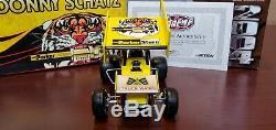 XRARE 2004 Donny Schatz #15 Parker Stores Sprint Car Xtreme 124 Action Die-Cast