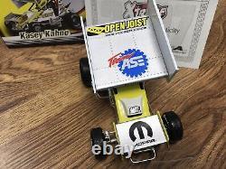 XRare 2007 124 Sprint Car Kasey Kahne #9 Open Joist World Of Outlaws Sprint Car