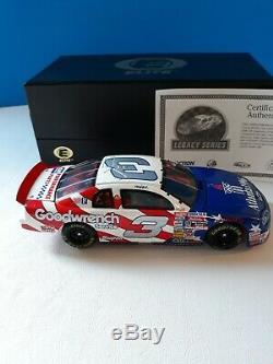 X Rare1996 Dale Earnhardt Sr. #3 Atlanta Olympics 124 RCCA Elite Action NASCAR